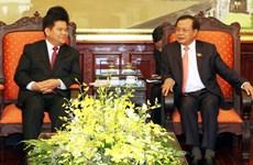 越南河内市与中国云南省加强合作