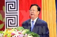 越南与中国举行两国友好人士见面会