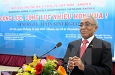 越南-安哥拉建交40周年纪念典礼即将举行