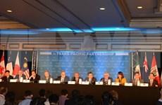12个成员国一律对外公布TPP全文(英文版)