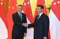 新加坡与中国加强双边关系和拓展东盟—中国合作