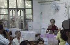 缅甸大选官方计票结果9日至15日陆续公布