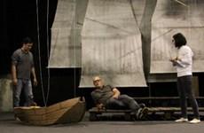 越德合作排演的话剧《渔夫和金鱼的故事》即将亮相