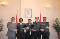 东盟委员会在荷兰海牙正式成立