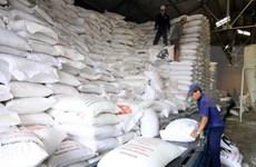 今年前10个月越南大米出口额达22.6亿美元