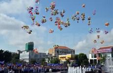 柬埔寨庆祝独立62周年