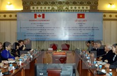 越南胡志明市与加拿大不列颠哥伦比亚省加强贸易投资合作