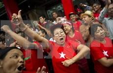 缅甸继续公布179名议员名单