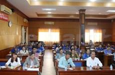 老挝劳动与社会福利部开设首个越语培训班