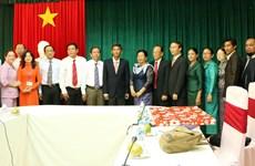 越南与柬埔寨加强传统友谊与特殊团结关系