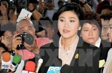 泰国前总理英拉发公开信为大米收购计划辩护
