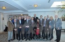 欧盟议会欧越友好议员小组正式成立
