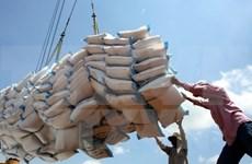 越南10月份大米出口量创史上新高