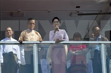 缅甸民盟获推举两名副总统候选人资格