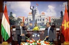 越南胡志明市与匈牙利加强合作