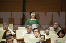 征集民意旨在发扬民主和发挥当家作主权