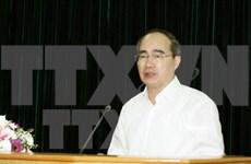 越南祖国阵线努力建设全民族大团结