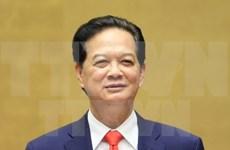 越南政府总理阮晋勇出席第27届东盟峰会