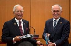 马来西亚与澳大利亚就建立两国战略伙伴关系达成一致