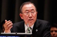 联合国秘书长潘基文呼吁东海争端有关各方恪守国际法