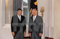 越南驻德国大使段春兴:越德两国合作前景广阔
