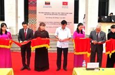 委内瑞拉手工艺品展在越南宣光省举行