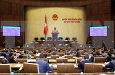 越南第十三届国会第十次会议发表第二十八号公报