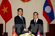老挝40周年发展成就和越老两国的并肩协作