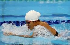 8个国家参加2015年东南亚分龄游泳比赛