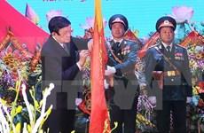 越南人民军队9号军区武装力量荣获一级军功勋章