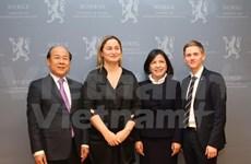 越南与挪威加强交通运输合作