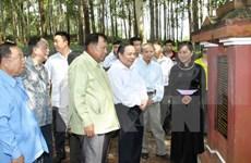 """""""沿着凯山·丰威汉足迹""""活动即将在越南举行"""