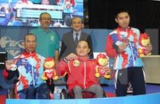 第八届东南亚残运会:越南打破东南亚两个纪录