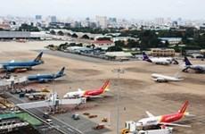 越南飞行管理总公司迎来2015年第60万安全航班