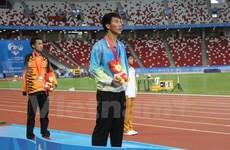 第八届东南亚残疾人运动会:越南体育代表团打破16项纪录