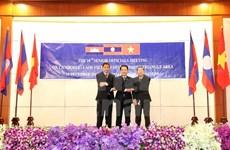越老柬加强合作促进三角区发展