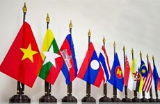面向东盟共同体:合作应对非传统安全挑战