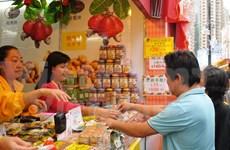 越南腰果参加香港最大工展会