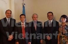 越南国会与阿根廷和智利加强合作