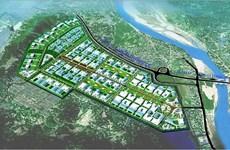 富寿省出资2.2万亿越盾投资建设锦溪工业区基础设施