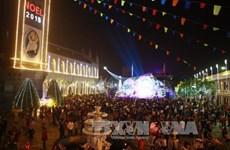 越南全国各地欢度2015年圣诞节