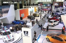 2015年越南汽车进口量约达12.5万辆