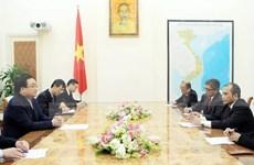 越南印尼促进农业合作