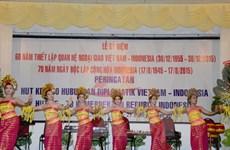 越南领导人致贺函庆祝越印建交60周年