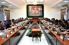 东盟国防军事合作——后续年度的愿景