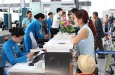 2016年春节期间越航增加航班班次