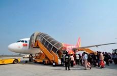 春节高峰期:越捷航空公司增加800多个航班