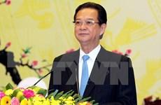 越南政府总理阮晋勇呼吁国际社会发出声音和采取强有力的措施支持东盟