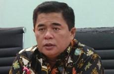 印尼新任国会议长宣誓就职