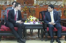 河内市希望与世界各国各城市加强交流合作